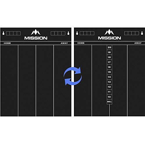 Mission Kreidetafel, zweiseitig, 501 und Cricket
