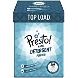 Amazon Brand - Presto! Matic Top Load Detergent Powder - 2 kg