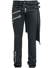 Graves Pant Slim Fit Pantalones Negro Vixxsin cbDJnf