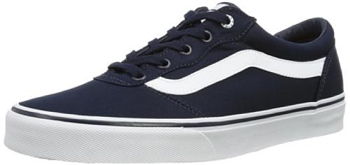 Vans M MILTON VOYYC71 Herren Sneaker Blau ((Twill) navy/wh)