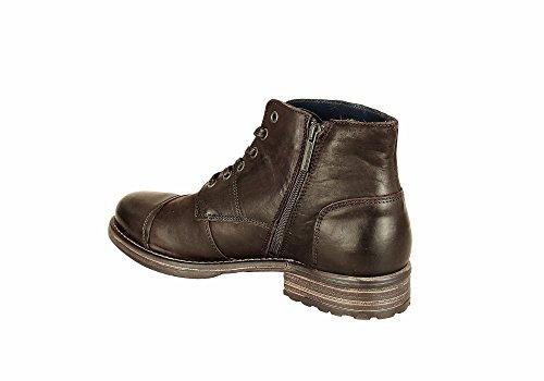 Marc O'Polo Herren 60721666301127 Bootie Chukka Boots Dark Brown 790