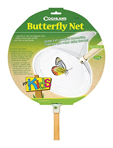 Coughlan 's Kids Schmetterling Net-Grün
