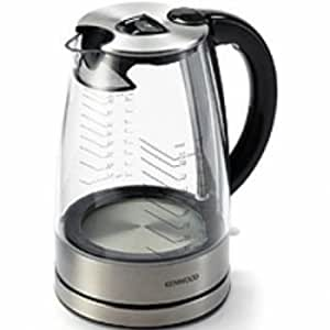 Energy Sense Cordless Glass Kettle S/S Brushe