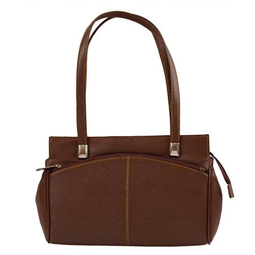 Beautiful Ladies Girls Women Hand Bag Brown MPN-handbag3_tan