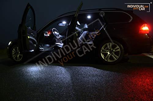 Innenraumbeleuchtung SET für 3er E91 Touring - Cool-White Panoramadach Ja