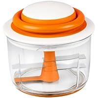 Boon Mixeur Manuel Mush Orange