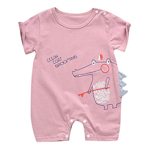 Zebra Kostüm Childrens - Overall Baby Sommer Newborn Boy Girl Short Sleeve Jumpsuit Sun Cloud Moon Print Rompers