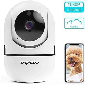 Youmeet Wifi Ip Camera 1080p Fhd Indoor Pet Monitor