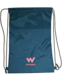 Wildcraft Black Casual Backpack (8903338148838 Black)