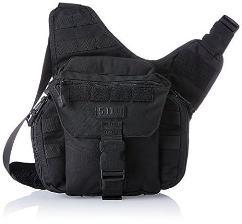5.11 Tactical PUSH Pack Tasche - 019 Schwarz