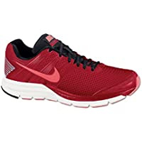 Nike, Scarpe da corsa uomo gym atomic red black summit white