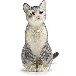 Schleich - Figura gato sentado (13771)