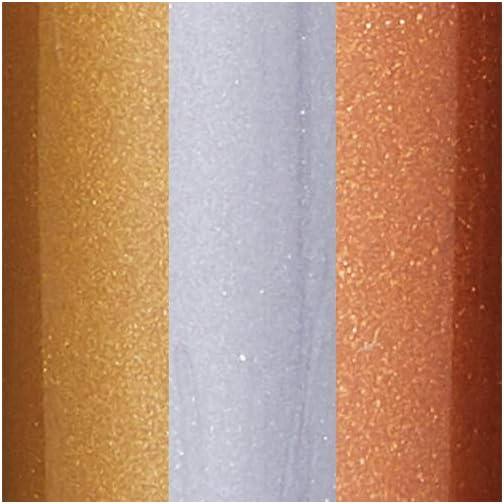 Sharpie Metallic Bronzo i Oro Argento 3pezzo marcatore permanente
