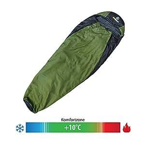 Sac de couchage Outdoorer Trek Night – un sac de couchage léger, chaud et peu encombrant