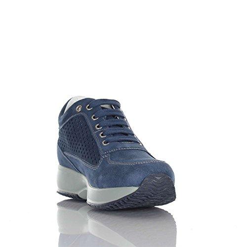 Lumberjack SW01305-005 P25 Sneakers Femme Avio