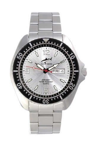 Chris Benz One Man CBO-SI-SW-MB Men's Diving Watch