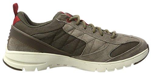 Caterpillar Mythos, Sneakers Basses Homme Gris (Mens Dark Grey)
