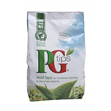 PG Tips Loose Leaf thé noir 1,5 kg