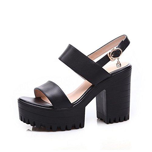 Adee , Sandales pour femme Noir