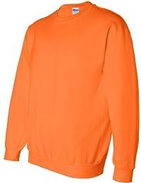 4fea84253dc0f Amazon.es  Naranja - Sudaderas sin capucha   Sudaderas  Ropa