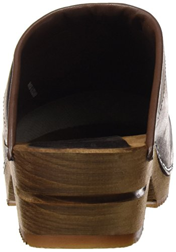 Sanita Wood-Christian open 1200009M-78, Chaussures homme Marron-TR-A-4-378