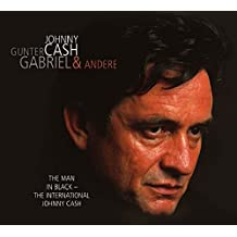 The Man In Black - The International Johnny Cash