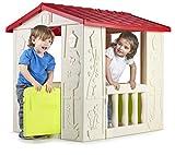 FEBER - Casa Happy House, para niños y niñas de los 2 a los 6 años (Famosa 800012380)