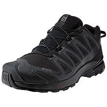 SALOMON Men's Xa Pro 3d V8 Gtx Trail Running Shoe, Black, 9.5 UK