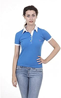 Fred Perry Fred Perry Womens Polo 31032111 0847 BLU