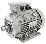 Drehstrommotor 4,0 kW, ca. 1000 U/min, 6-polig, 50 Hz, 400/690 Volt, IP55; IE3 (Bauform B34A)