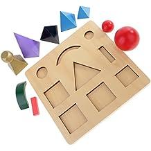 Amazon Es Solidos Montessori 3 4 Anos