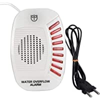 Tool Point Plastic Electric Water Tank Overflow Alarm Wired Sensor Security System with Multiple Voice Sound (Medium…