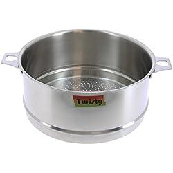 DE BUYER -3496.24 -passoire cuit vapeur twisty ø 24cm