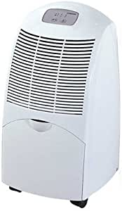 PowerDoF 12L Dehumidifier for up to 3 Bed House with Fixed Humidistat AD12_APD, 1 W, White