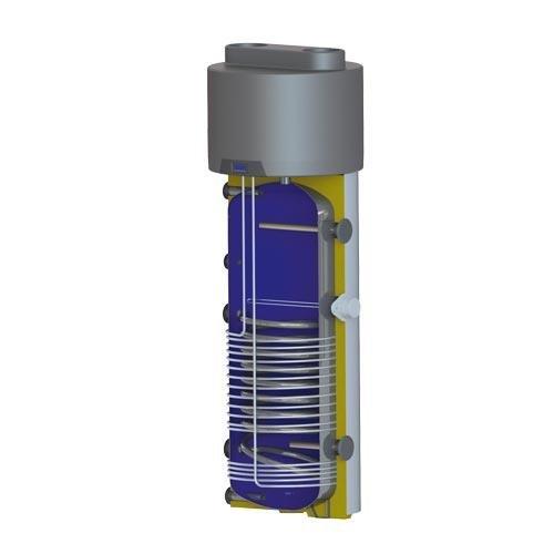 Solarbayer BWP - Pompa per Acqua Calda e Immersione, 200 l, con Pompa di Calore
