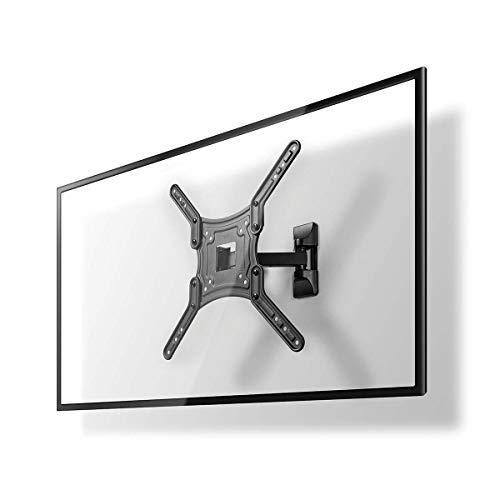 TronicXL TV Wandhalterung voll beweglich für 23-55 Zoll zb Panasonic TX-49EXW584 TX-40EXW604 TX-40FXW654 TX-40ESW504 Viera TX-55EXW584 TX-55EXW604 TX-43FSW504 TX-40FSW504 TX-55FXW654 TX-49FXW654 Arm