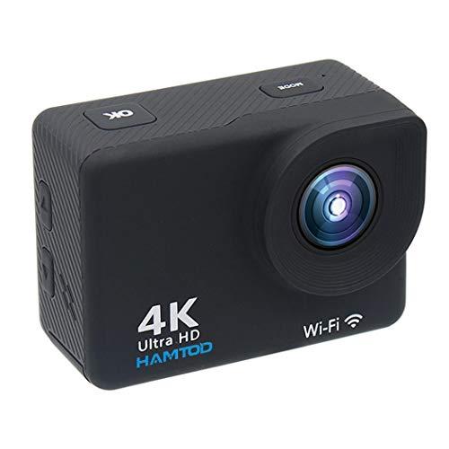 Ankidz Dauerhafter tragbarer Touch Screen WiFi 4K Sport-Kamera-Außenfotografierwerkzeug Kleinbildkameras