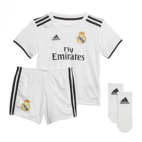 adidas Conjunto Real Madrid Niño 1ª Equipación (18-19)