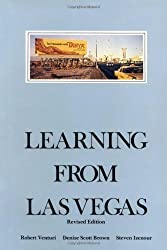 Learning from Las Vegas: The Forgotten Symbolism of Architectural Form by Robert Venturi, Denise Scott Brown, Steven Izenour (1977) Paperback