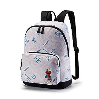 41j2bJq6LbL. SS324  - Puma Sesame Street Backpack Sport Mochilla, Unisex niños