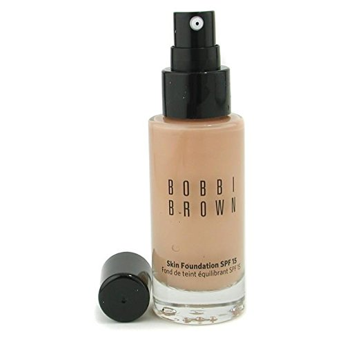 Bobbi Brown Makeup Foundation Skin Foundation SPF 15 Nr. 4 Natural 1 Stk. (Bobbi Brown Make-up Foundation)