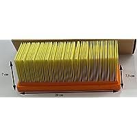 Aspirapolvere filtro piano plissettato dell'aria compatibile con KARCHER 2501, 2601, 3001, E3001, 3001HOT, 2701, A2731 PT, 2801, SE 2001, SE 3001 etc.- Sostituzione Aspirapolvere Filtro - vuoto Accessori - 20 x 7.5 cm