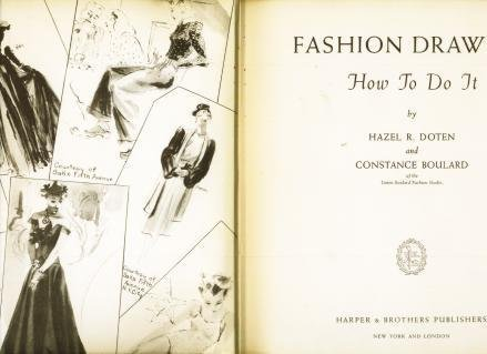 Fashion Drawing How To Do It