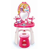 Smoby 7600320216 – Disney Princess Mirror with Stool
