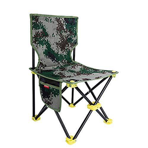 DEI QI Chaise de pêche pliante tabouret de chaise de pêche de table portable multifonctions ultra léger multifonctionnel (Size : L)