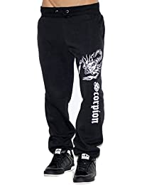 Original Tisey® skorpion Trainingshose Herren & Damen Jogginghose Sporthose Fleecepant Fitness Hose von Tisey®