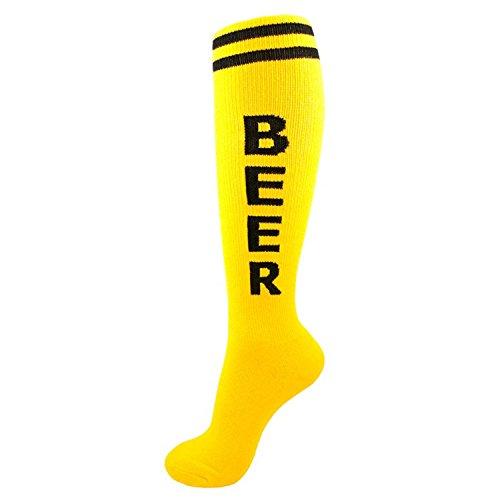 Gumball-Poodle-Beer-Knee-Socks-Yellow