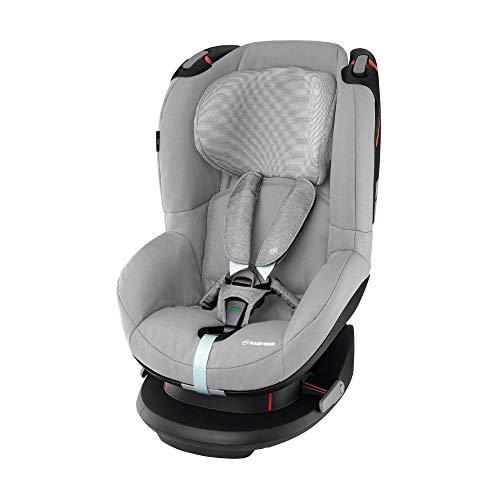 Maxi-Cosi Tobi, Kindersitz mit 5 komfortablen Sitz- und Ruhepositionen, Gruppe 1 Autositz (9-18 kg), nutzbar ab 9 Monate bis 4 Jahre, nomad grey