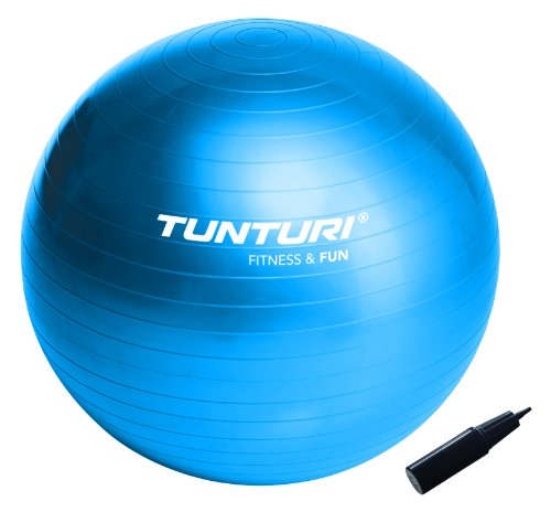 Tunturi Gym Ball Palla da Ginnastica con