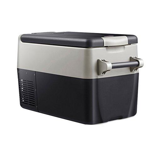 Auto frigorifero compressore frigorifero auto dual-use 24 v grande capacità camion dedicato glassato refrigerato 30l34.5 * 58.5 * 37.7 cm